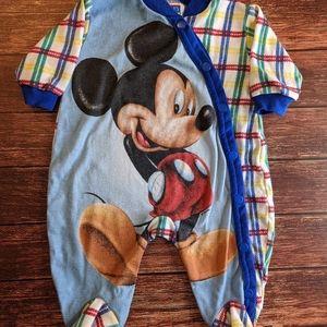 Vintage Disney Mickey Mouse Sleeper